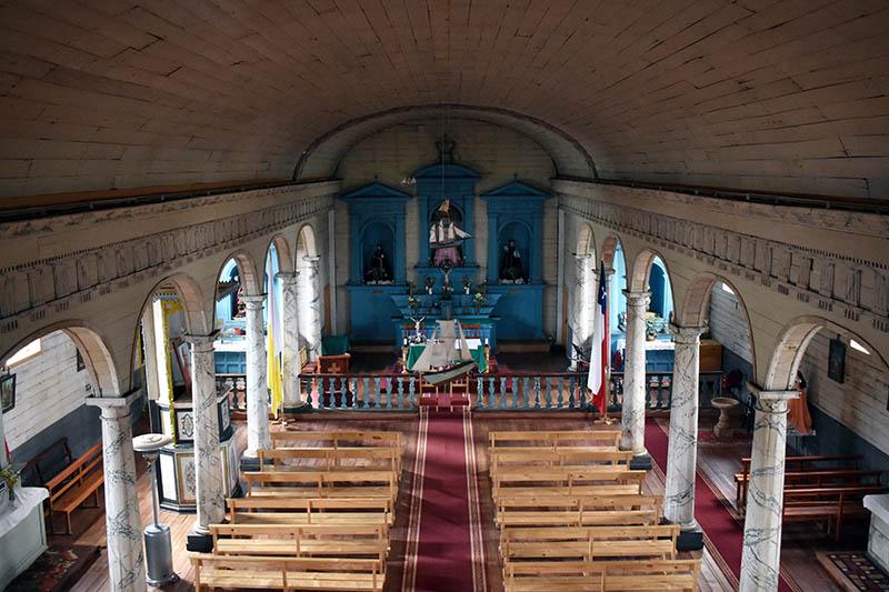 17 Iglesia Nuestra Señora de Gracia de Nercón y su entorno
