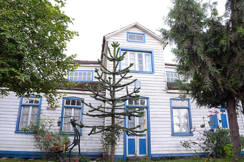 Casa Saldivia